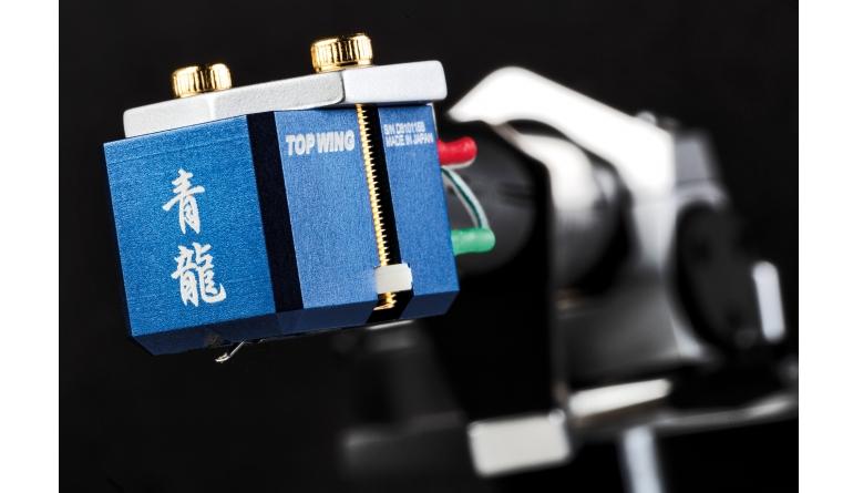 Tonabnehmer Top Wing Seiryu (Blue Dragon) im Test, Bild 1