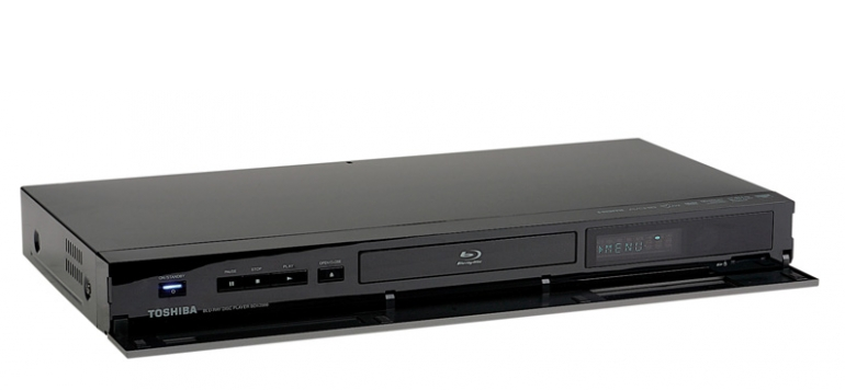 Blu-ray-Player Toshiba BDX2000 im Test, Bild 1