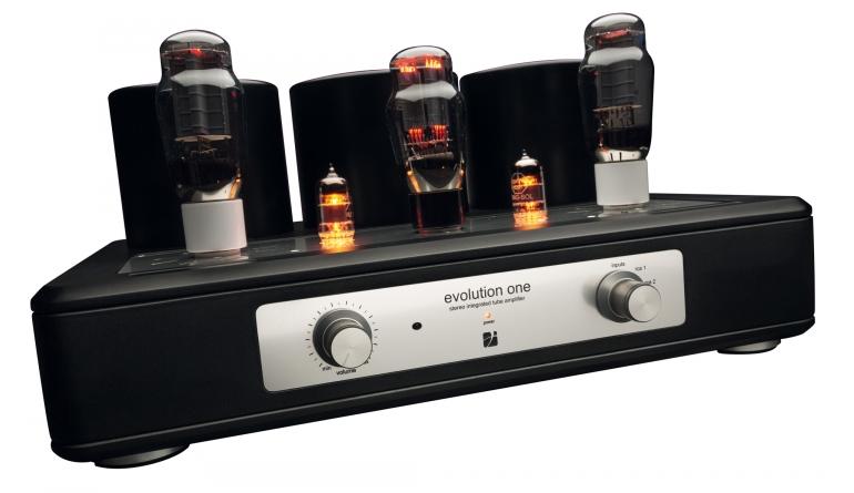 Röhrenverstärker Trafomatic Audio Evolution One im Test, Bild 1