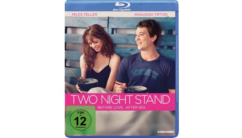 Blu-ray Film Two Night Stand (Concorde) im Test, Bild 1