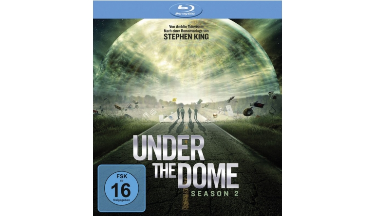 Blu-ray Film Under the Dome S2 (Paramount) im Test, Bild 1