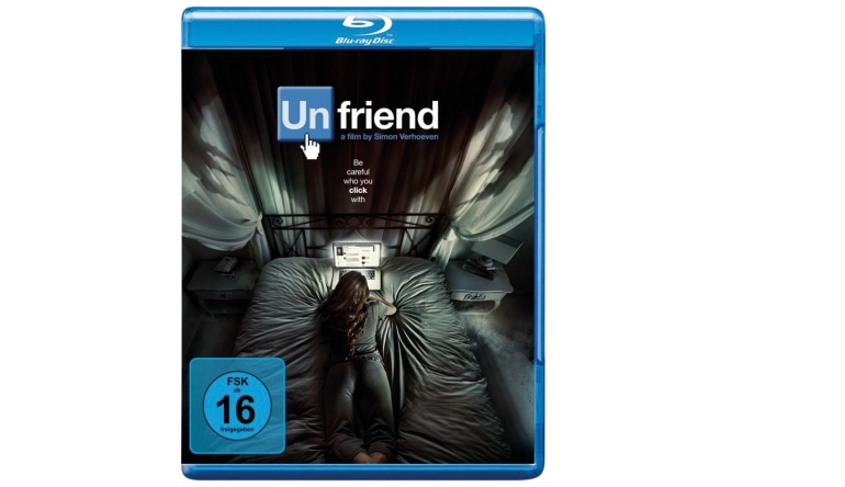 Blu-ray Film Unfriend (Warner Bros.) im Test, Bild 1
