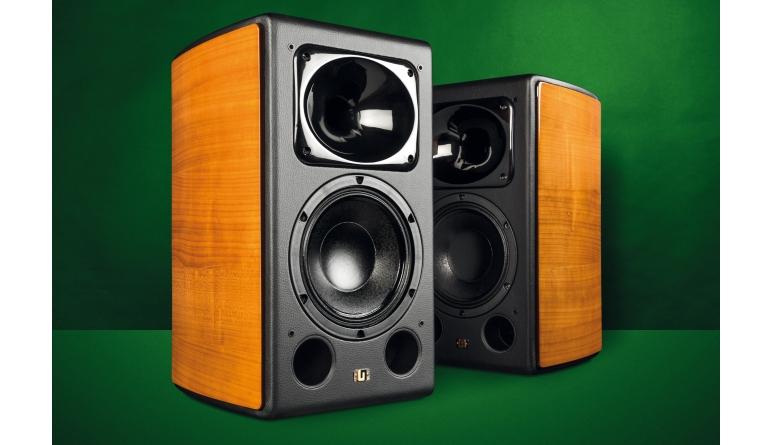 Lautsprecher Stereo Unison Max Mini im Test, Bild 1