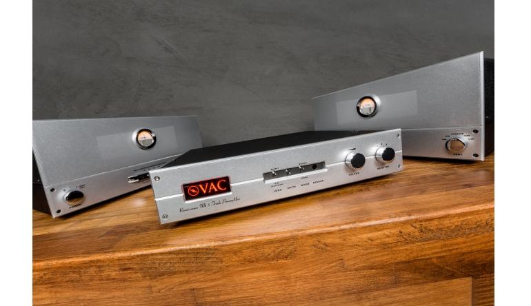Vor-Endstufenkombis Hifi VAC Renaissance Mk5 Phono/ Signature 200 iQ im Test, Bild 1