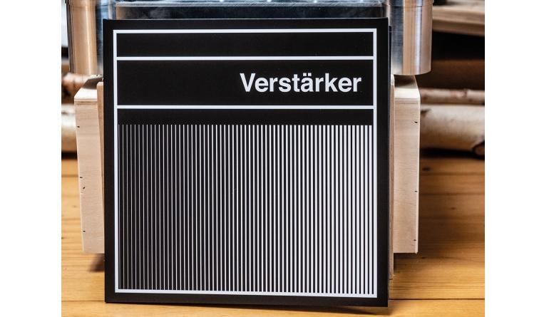 Schallplatte Verstärker – Aktivität (Tonzonen Records) im Test, Bild 1