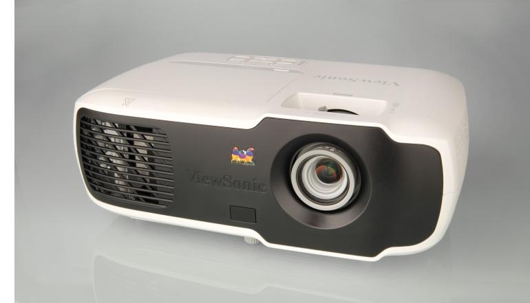 Beamer ViewSonic PX702HD im Test, Bild 1