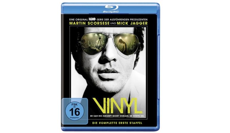 Blu-ray Film Vinyl – S 1 (Warner Bros) im Test, Bild 1