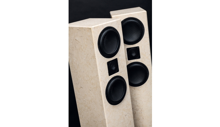 Lautsprecher Stereo Vroemen La Diva Ceramica im Test, Bild 1