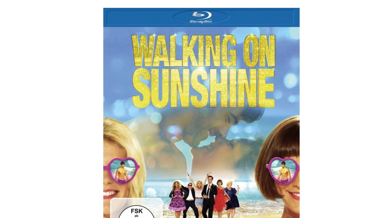 Blu-ray Film Walking on Sunshine (Universum) im Test, Bild 1