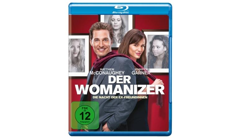 Blu-ray Film Warner Der Womanizer - Die Nacht der Ex-Freundinnen im Test, Bild 1