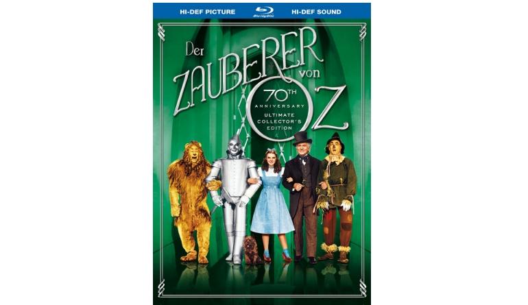 Blu-ray Film Warner Der Zauberer von Oz im Test, Bild 1