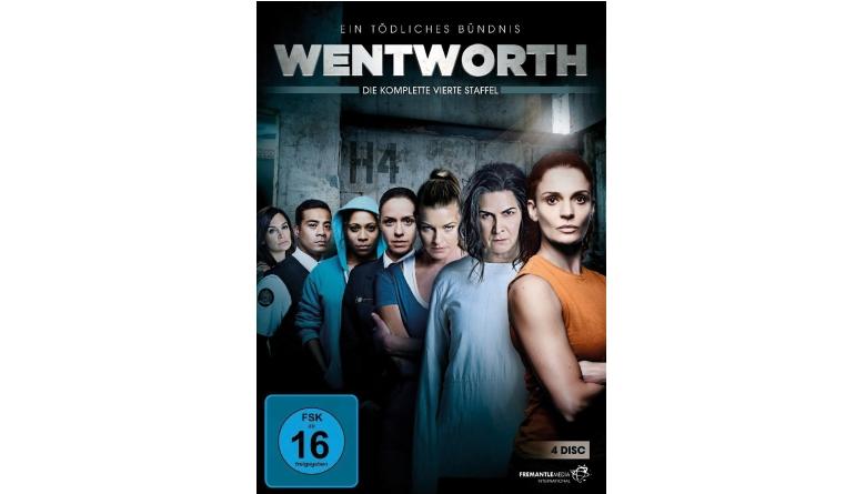 DVD Film Wentworth S4 (WVG) im Test, Bild 1