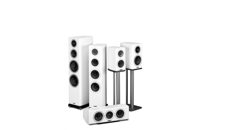 Lautsprecher Surround Wharfedale Reva im Test, Bild 1