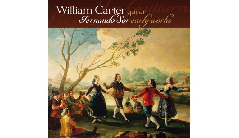 Download William Carter - Fernando Sor: Early Works (Linn Records) im Test, Bild 1