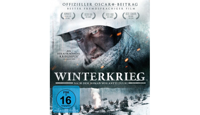 Blu-ray Film Winterkrieg (Edel Germany) im Test, Bild 1