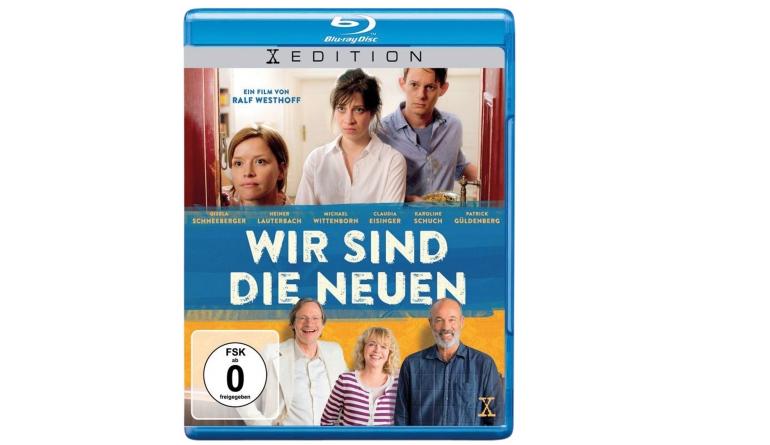 Blu-ray Film Wir sind die Neuen (Warner Bros) im Test, Bild 1