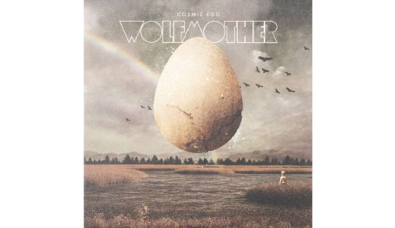 Schallplatte Wolfmother – Cosmic Egg (Interscope) im Test, Bild 1