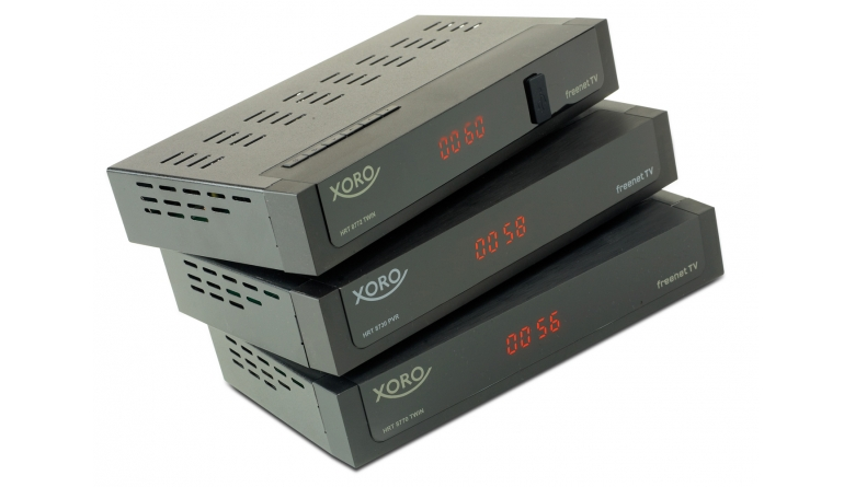 DVB-T Receiver ohne Festplatte Xoro HRT 8730, Xoro HRT 8770 TWIN, Xoro HRT 8772 TWIN im Test , Bild 1