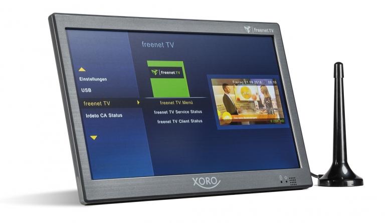 Fernseher Xoro PTL 1050 im Test, Bild 1