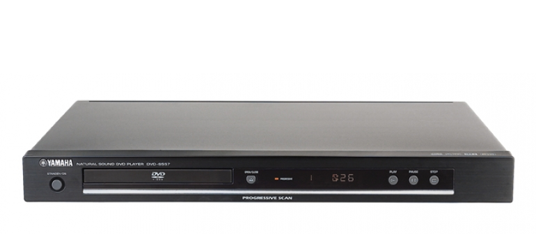DVD-Player Yamaha DVD-S557 im Test, Bild 1