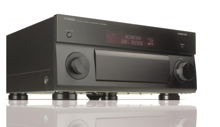 AV-Receiver Yamaha RX-A3060 im Test, Bild 1