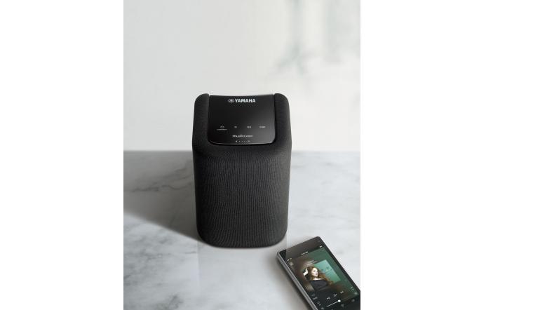 test bluetooth lautsprecher yamaha wx 010 sehr gut. Black Bedroom Furniture Sets. Home Design Ideas