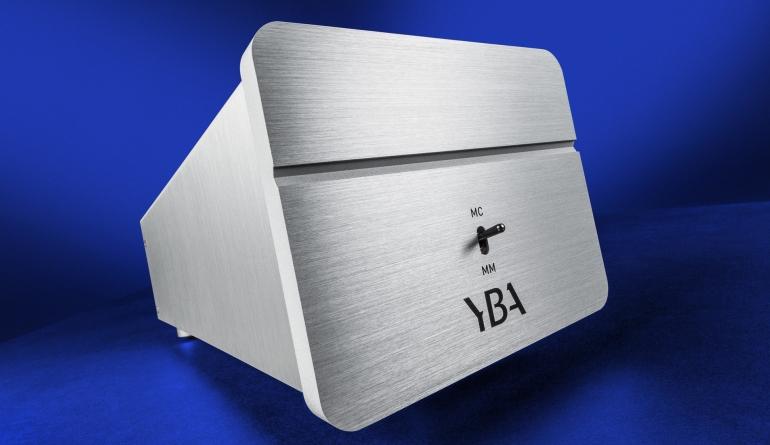 Phono Vorstufen YBA Heritage PH100 im Test, Bild 1