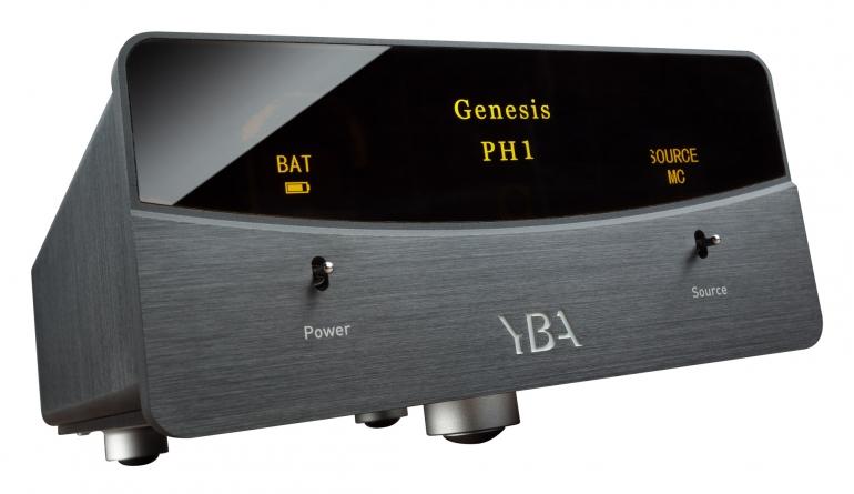 Phono Vorstufen YBA PH1 im Test, Bild 1