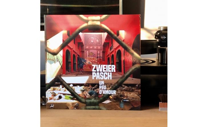 Schallplatte Zweierpasch – Un Peu d'Amour (Jazzhaus Records) im Test, Bild 1