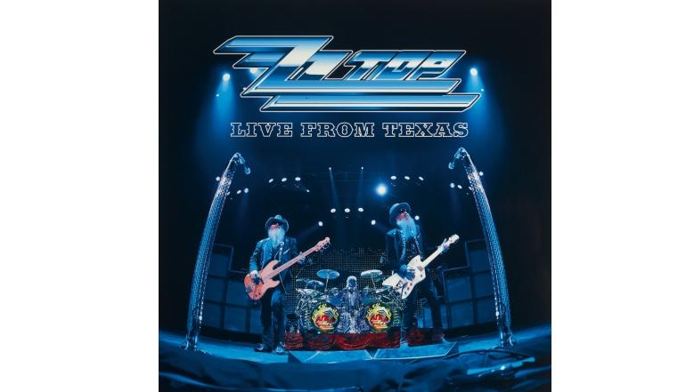 Schallplatte ZZ Top - Live from Texas (Cargo Records) im Test, Bild 1