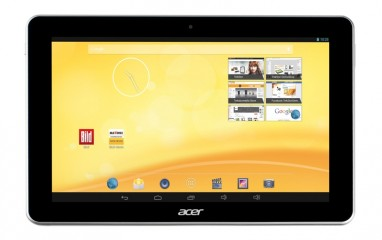 Tablets Acer Iconia A3 im Test, Bild 1