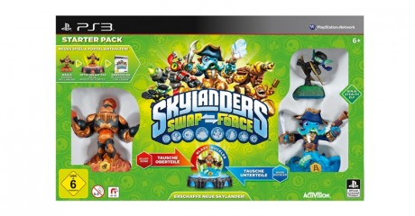 Games Playstation 3 Activision Skylanders – Swap Force im Test, Bild 1