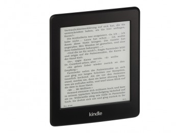 E-Book Reader Amazon Kindle Paperwhite im Test, Bild 1