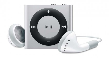 MP3 Player Apple iPod shuffle im Test, Bild 1
