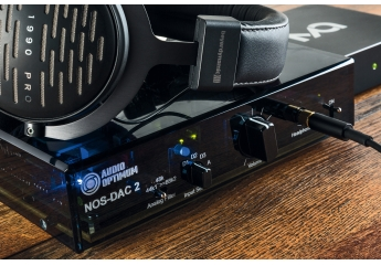 D/A-Wandler Audio Optimum NOS-DAC 2 im Test, Bild 1