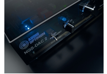 D/A-Wandler Audio Optimum NOS-DAC2 im Test, Bild 1