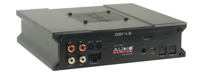 Soundprozessoren Audio System DSP 4.6 im Test, Bild 1