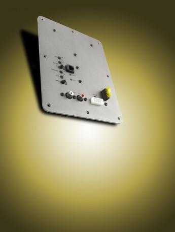 Test Car-HiFi Endstufe Mono - Audio System H 3000.1 - sehr gut
