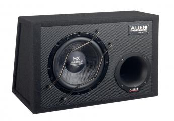Car-Hifi Subwoofer Gehäuse Audio System HX10 SQ BR im Test, Bild 1