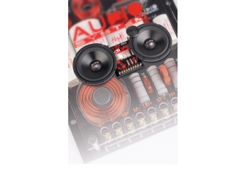 Car-HiFi Lautsprecher Audio System HX165 Dust-4 Evo2 im Test, Bild 1