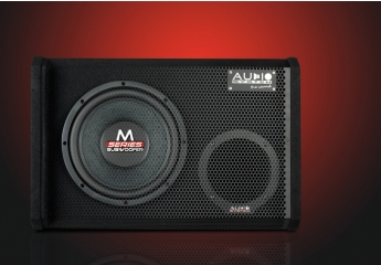 Car-Hifi Subwoofer Aktiv Audio System M 10 active im Test, Bild 1