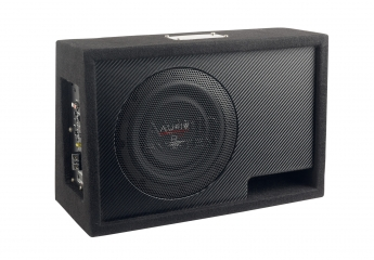 In-Car Subwoofer Aktiv Audio System R08 Flat BR Active Evo im Test, Bild 1