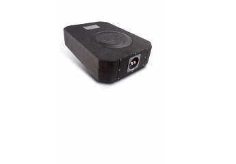 Car-Hifi Subwoofer Gehäuse Audio System R08 Flat DBR Evo im Test, Bild 1