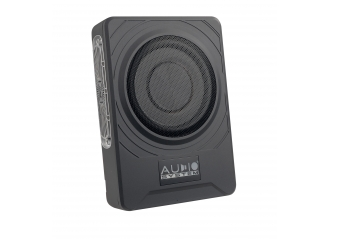 Car-Hifi Subwoofer Aktiv Audio System US 08 Active im Test, Bild 1