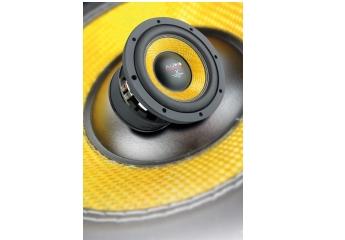 Car-Hifi Subwoofer Chassis Audio System X 08 im Test, Bild 1