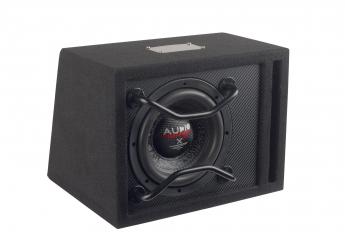 Car-Hifi Subwoofer Gehäuse Audio System X08 EVO BR im Test, Bild 1