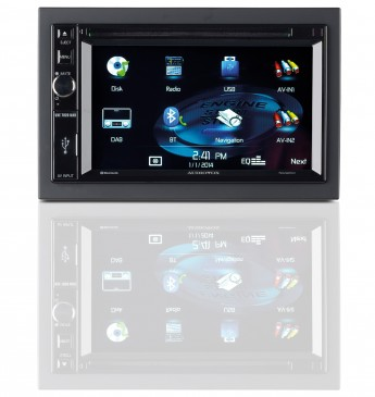 Naviceiver Audiovox VXE 7020 NAV im Test, Bild 1
