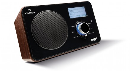 DAB+ Radio Auna Worldwide im Test, Bild 1
