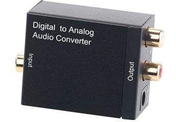 D/A-Wandler Auvisio Digital-Analog-Wandler PX-3678-675 im Test, Bild 1