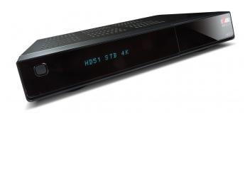 HDTV-Settop-Box AX 4K Box HD 51 im Test, Bild 1